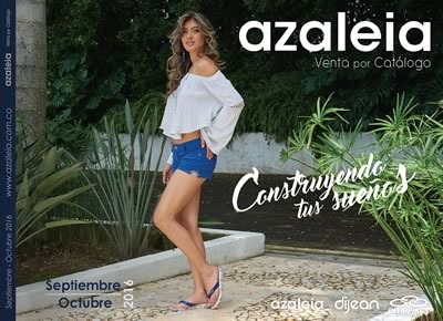 azaleia colombia catalogo septiembre octubre 2016