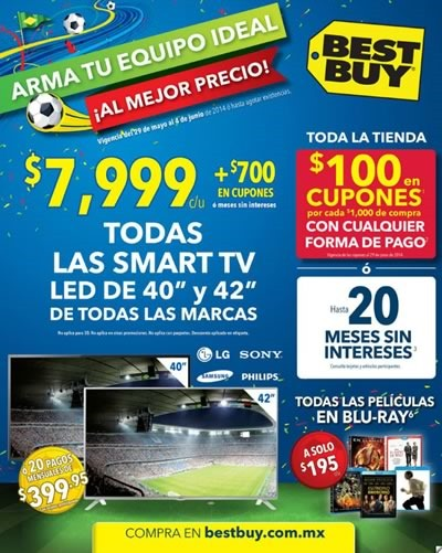 best buy catalogo de ofertas 29 mayo al 4 junio 2014