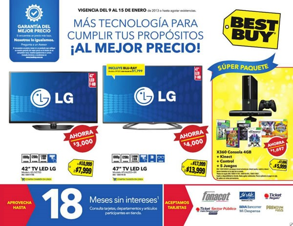 best buy catalogo ofertas enero 2014