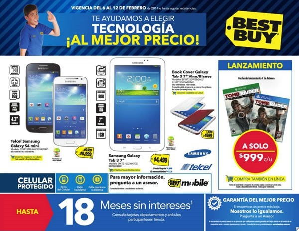 best buy catalogo tecnologia febrero 2014