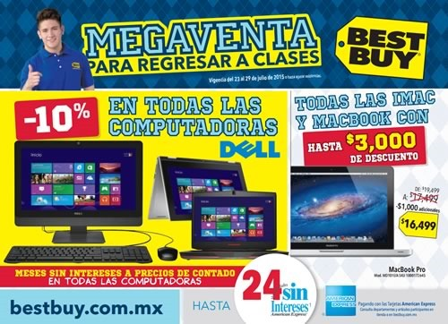best buy ofertas megaventa back to school 2015 julio