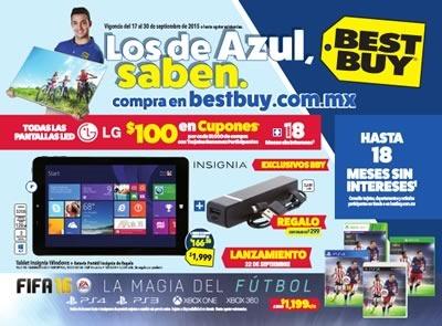 best buy ofertas septiembre 2015