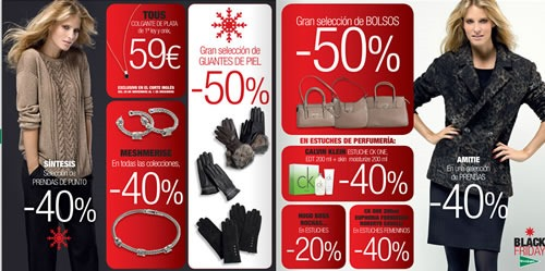 black friday en el corte ingles 2013 1