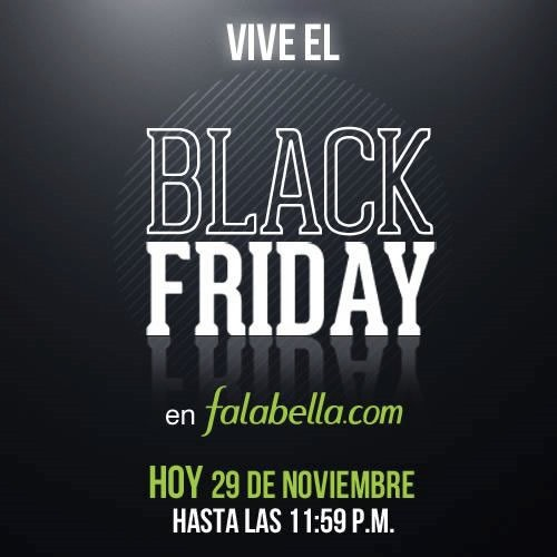 black friday falabella colombia 2013