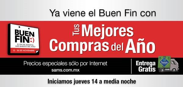 buen fin en sams club 2013 noviembre mexico
