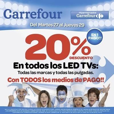 carrefour argentina ofertas mayo 2014