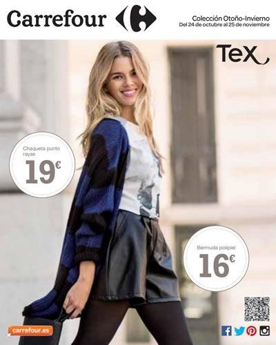 carrefour catalogo coleccion moda otono invierno 2014