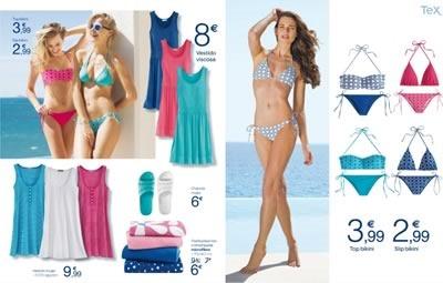 carrefour espana catalogo digital moda bano 2014 - 02