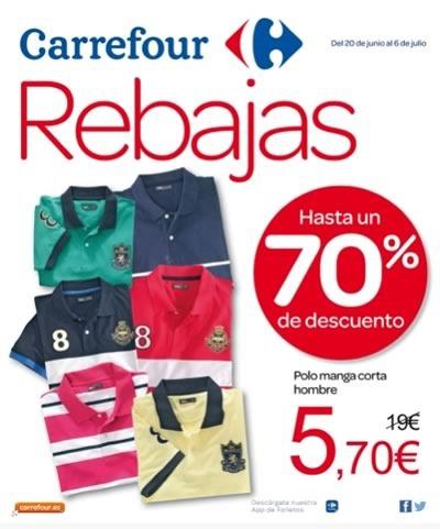 carrefour espana folleto rebajas julio 2014