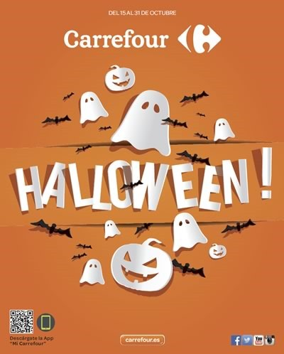 carrefour halloween 2015