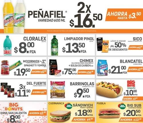 catalogo 7-eleven ofertas promociones vigentes en mexico