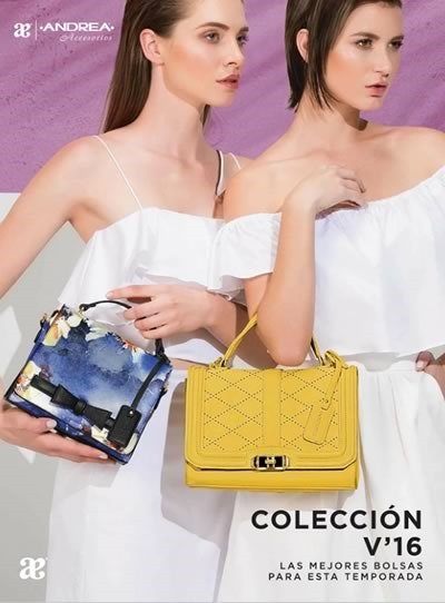 catalogo accesorios andrea verano 2016
