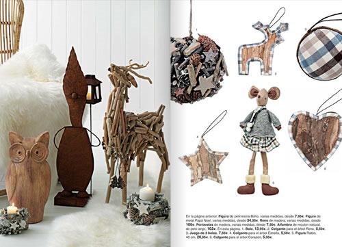 catalogo adornos navidad el corte ingles 2013 2