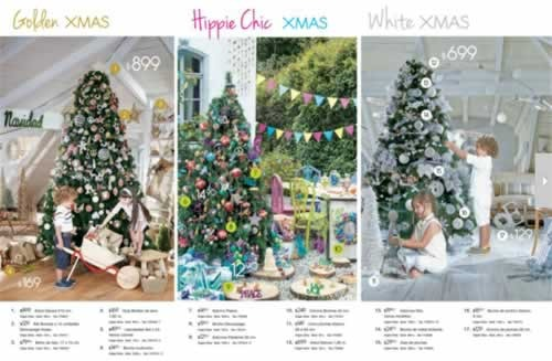 catalogo adornos navidad falabella noviembre 2013 1