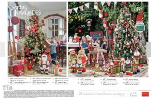 catalogo adornos navidad falabella noviembre 2013 2
