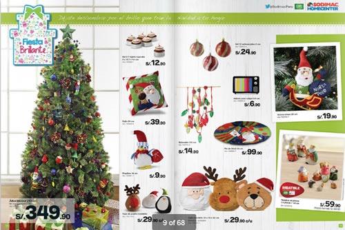 catalogo adornos navidad sodimac homecenter 2013 2