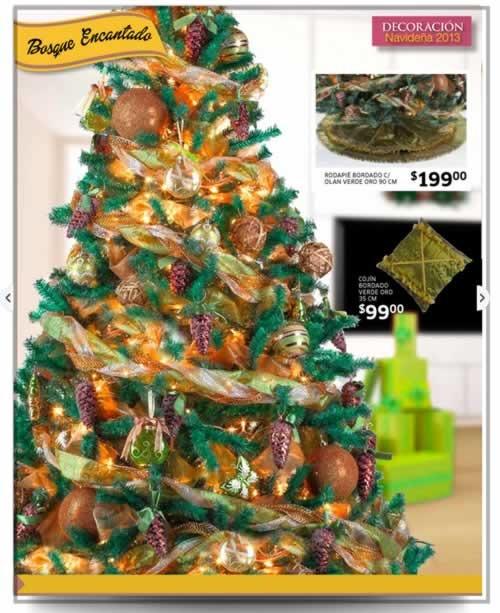 catalogo adornos navidad soriana noviembre diciembre 2013 1