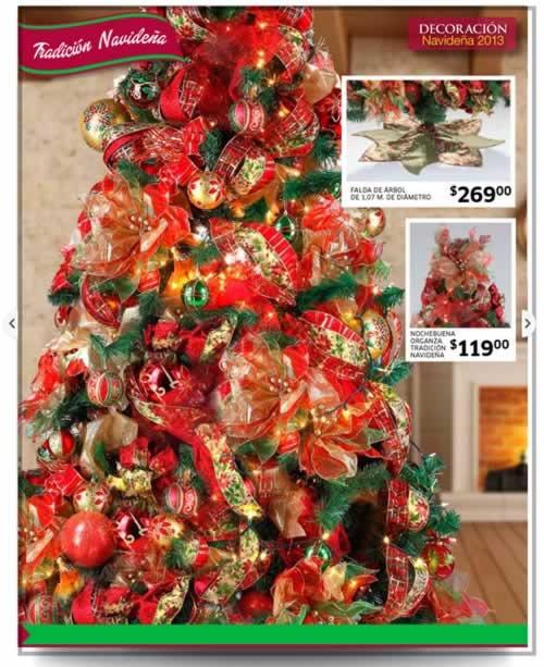 Cat logo adornos navide os soriana noviembre y diciembre for Articulos de decoracion para navidad