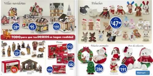 catalogo adornos navidad walmart noviembre 2013 1
