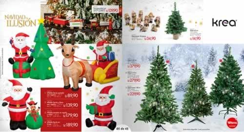 catalogo adornos navidad wong noviembre 2013 2