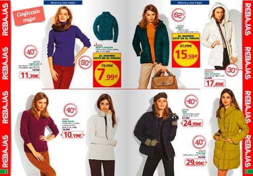 catalogo alcampo rebajas ropa enero 2014 2