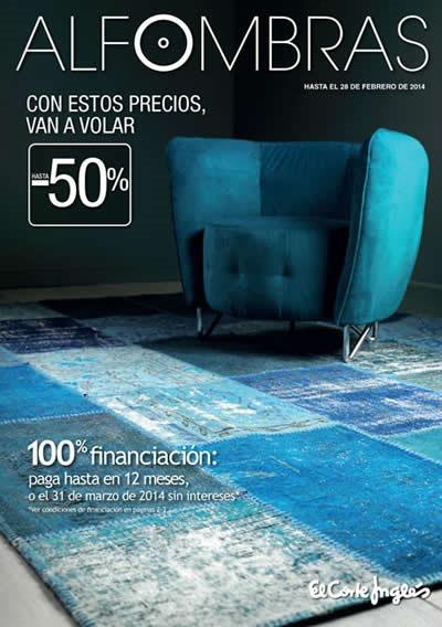 catalogo alfombras el corte ingles 2013 2014 espana