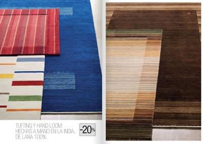 catalogo alfombras el corte ingles 2013 2014 espana 2