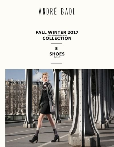 catalogo andre badi fall winter 2017 shoes