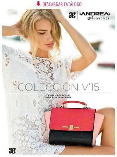 catalogo andrea accesorios coleccion verano 2015