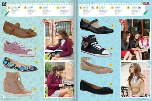 catalogo andrea back to school 2015 para USA - 01