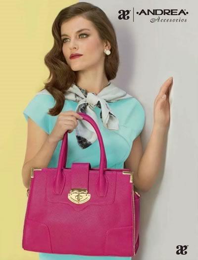 catalogo andrea bolsos y accessorios 2015 primavera