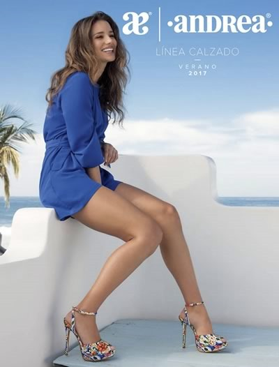 catalogo andrea calzado dama verano 2017