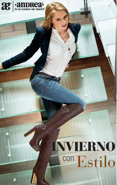 catalogo andrea calzado invierno 2013 mexico