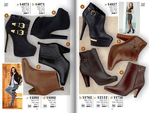 catalogo andrea calzado invierno 2013 mexico 3