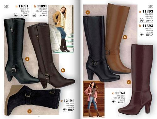 catalogo andrea calzado invierno 2013 mexico 5
