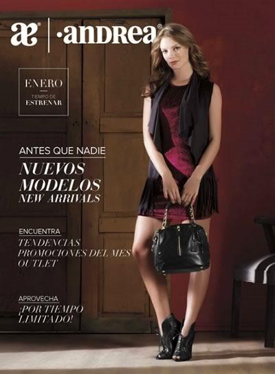 catalogo andrea coleccion enero 2017
