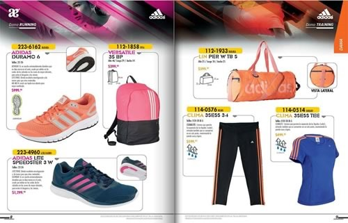 catalogo andrea deportivo especial temporada 2015 - 02