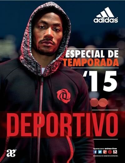 catalogo andrea deportivo especial temporada 2015