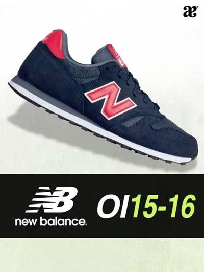 catalogo andrea deportivo new balance oi2015 16