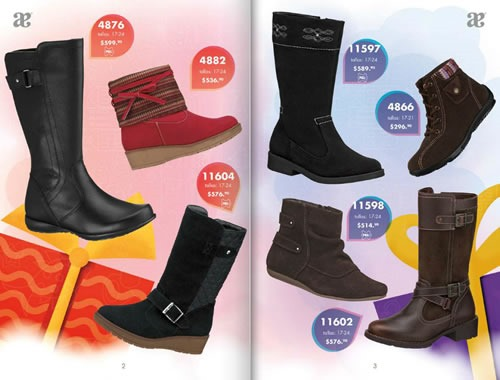 catalogo andrea enero febrero 2014 calzado infantil 2