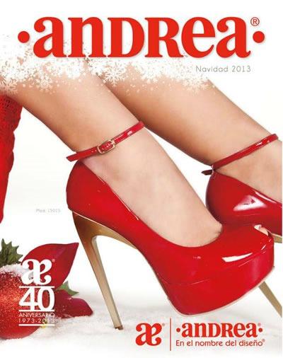 catalogo andrea especial navidad 2013 mexico