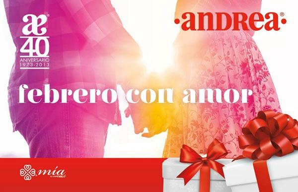 catalogo andrea especial san valentin 2014