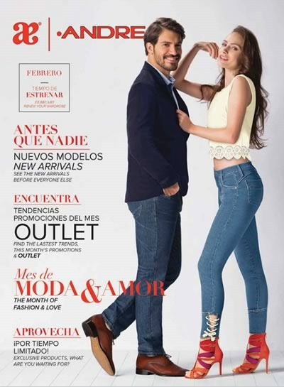 catalogo andrea febrero 2017