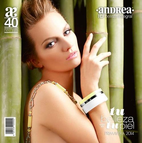 catalogo andrea iu belleza integral primavera 2014