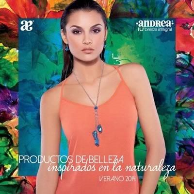 catalogo andrea iu belleza integral verano 2014
