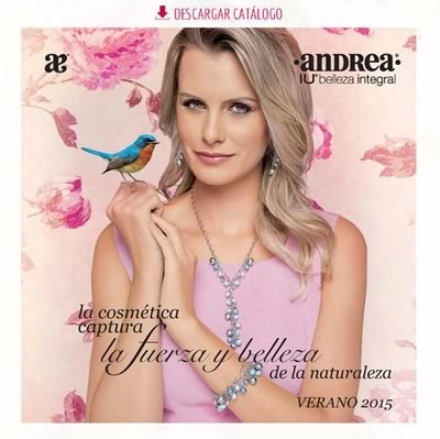 catalogo andrea iu belleza integral verano 2015