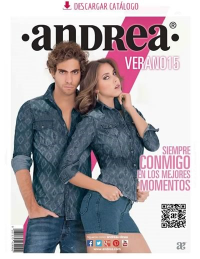Catalogo Andrea Jean S Coleccion Verano 2015