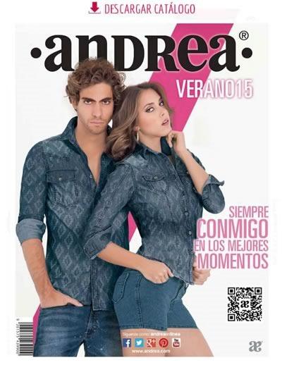catalogo andrea jeans verano 2015