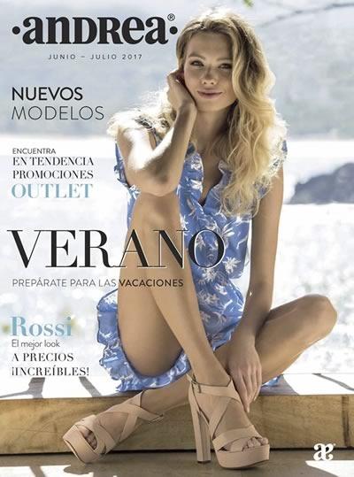 Catálogo Andrea JUNIO y JULIO 2017 de México y USA d029fdbbfcb