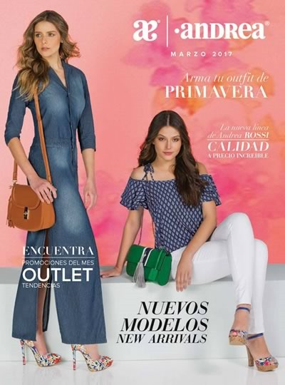 9e1efe3608bb ANDREA: Catálogo Digital de OFERTAS de MARZO 2017